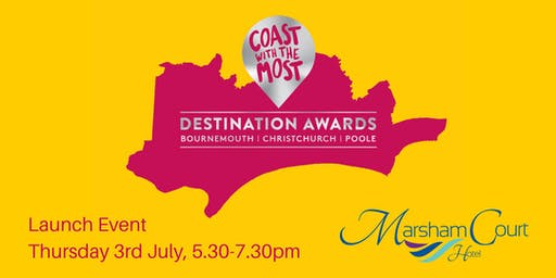 Destination Awards Launch