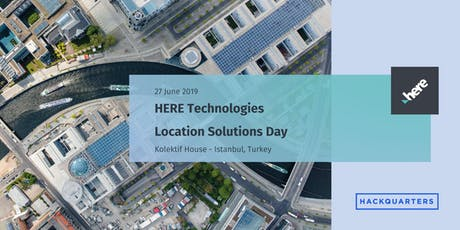 HERE Technologies Location Solutions Day tickets