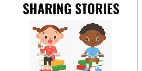 Children's event: Sharing Stories tickets