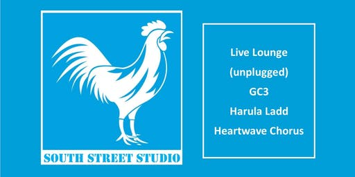 Live Lounge - Unplugged! Performing GC3, Harula Ladd & Heartwave Chorus