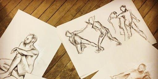 Life Drawing with SAC32