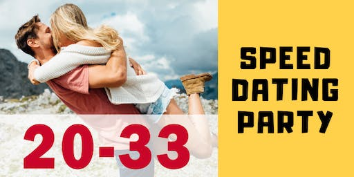 Speed Dating & Singles Party   ages 20-33   Melbourne