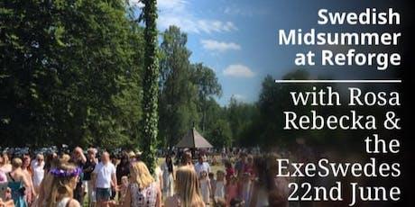 Swedish Midsummer  tickets