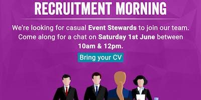Recruitment Morning