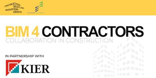 BIM in Practice - Contractors