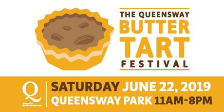 The Queensway Butter Tart Festival tickets