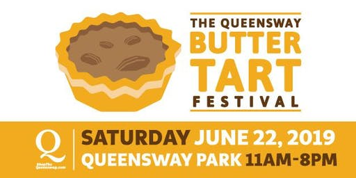 The Queensway Butter Tart Festival