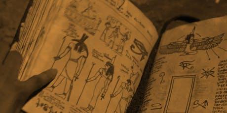 Egyptian Dream Book Workshop tickets