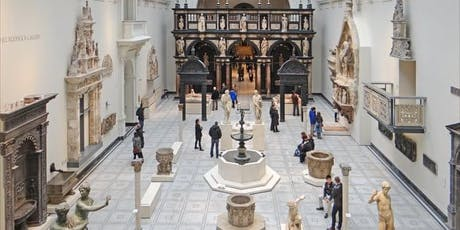A morning at the Victoria and Albert Museum with Jonathan Jones tickets