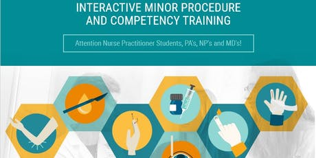 IMPACT Interactive Minor Procedure and Competency Training 1/2 day Workshop tickets