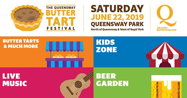 The Queensway Butter Tart Festival image
