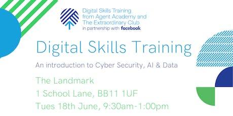 Digital Skills at The Landmark, Burnley tickets