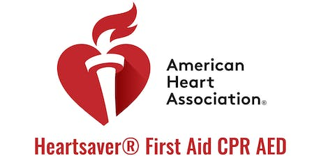 HEARTSAVER CPR & FIRST AID tickets