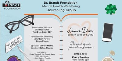 Dr. Brandt Foundation Mental Health Well-being Journal Group