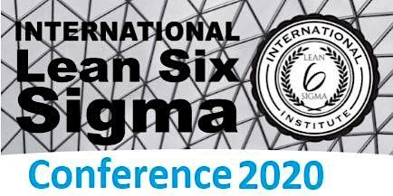 International Lean Six Sigma Institute Conference 2020 : Cambridge