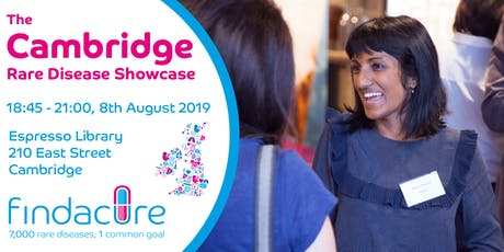 The Cambridge Rare Disease Showcase 2019 tickets
