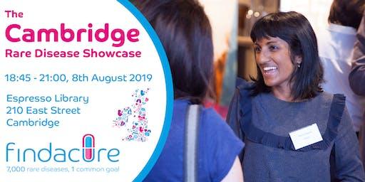 The Cambridge Rare Disease Showcase 2019