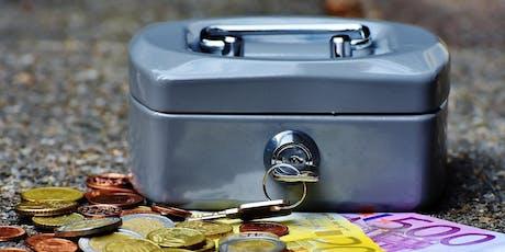 The Effective Trustee - Good Practice in Managing Finances & Fraud tickets
