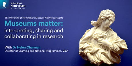 Museums Matter: Interpreting, sharing and collaborating in research  tickets