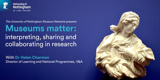 Museums Matter: Interpreting, sharing and collaborating in research