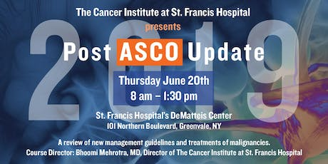 2019 Post ASCO Update tickets