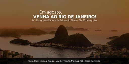14º Congresso Carioca de Educação Física