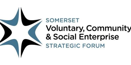 Somerset VCSE Strategic Forum: Safer Communities tickets