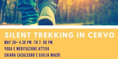 Trekking yoga Cervo biglietti