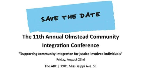 The 11th Annual Olmstead Community Integration Conference tickets