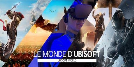 5@7 - Le Monde d'Ubisoft - le 12 septembre 2019 billets