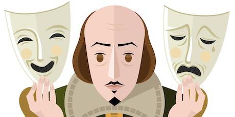 Curso: Los Mundos de Shakespeare entradas