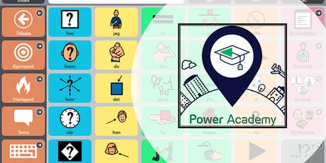 Power Academy - Snap + Core First (Vestfold) tickets