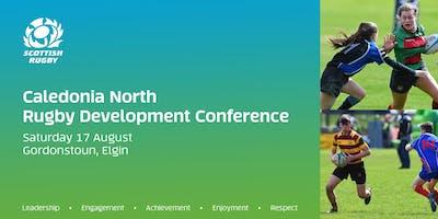 Caledonia North Rugby Development Conference 2019 (Gordonstoun School)