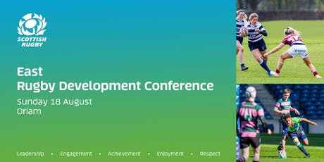 East Rugby Development Conference 2019 (Oriam) tickets