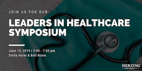 Leaders in Healthcare Symposium  tickets