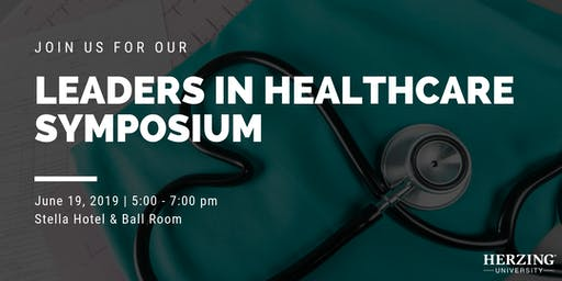 Leaders in Healthcare Symposium