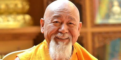 'The Path to Inner Happiness using Meditation'  talk by Lama Yeshe Rinpoche tickets