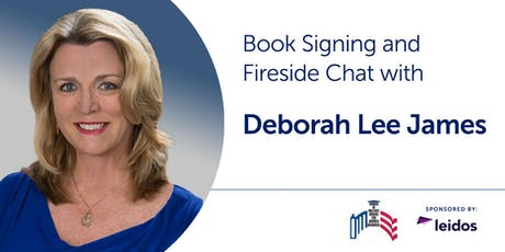 Book Signing and Fireside Chat with the Honorable Deborah Lee James tickets
