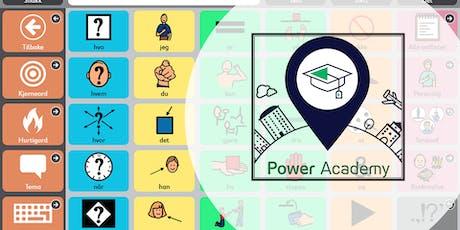 Power Academy - Snap + Core First (Elverum) tickets