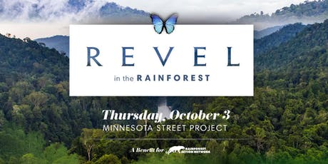 Revel in the Rainforest tickets