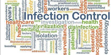 Training for Infection Control Leads -   Lewisham CEPN training Hub tickets