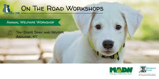 Animal Welfare Workshop - Ashland and surrounding area