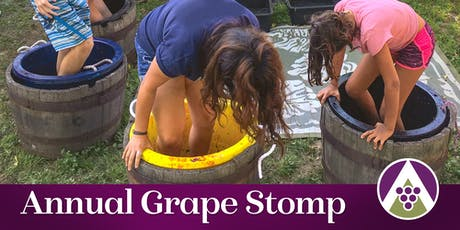 Grape Stomp 2019 tickets