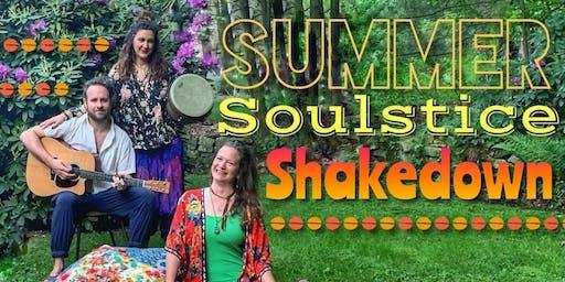 Summer Soulstice Shakedown: An Evening of Movement & Music