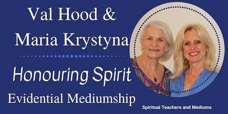 An Evening with Spirit - 29 August (Camden NSW) tickets