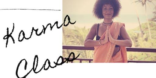 Afro Flo Yoga