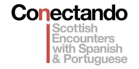 Conectando Wikipedia event: Scottish Encounters with Spanish & Portuguese  tickets