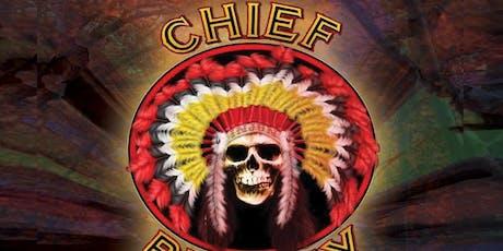 Chief Big Way: Featuring Joey Belladonna of Anthrax tickets