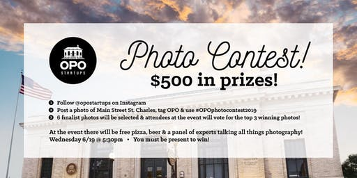 OPO Tech Talk: Digital Photography + Photo Contest