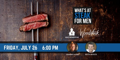 What's At Steak Night - Woodstock//Panama City tickets